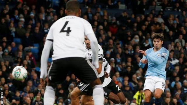Brahim Diaz alifungia Manchester City magoli mawili