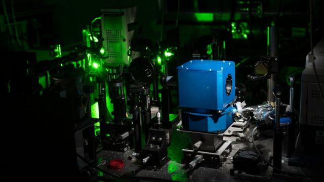 Un laboratorio utilizado para estudiar la superconductividad