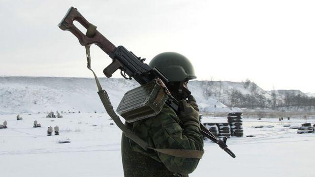 Ополченец Донбасса