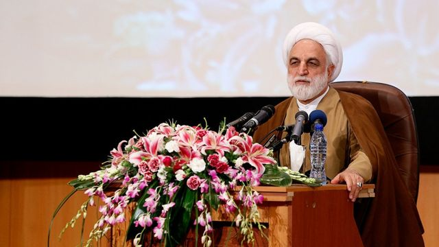 سخنگوی قوه قضائیه ایران میگوید باید از وزیر اطلاعات پرسید چرا از موضوع دو تابعیتیها بی خبر است.