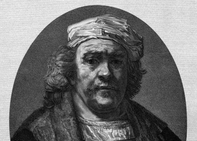 Con sus autorretratos Rembrandt trazó su propia biografía.