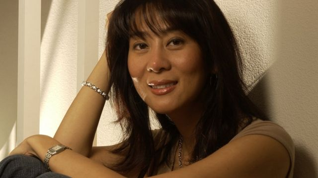 Ky Duyen, 38, of Garden Grove, is the famous daughter of nguyen cao ky