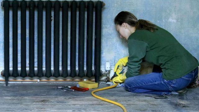 تدفئة المنازل قد لا تسهم في زيادة انبعاثات الكربون