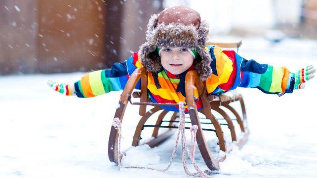Criança finlandesa