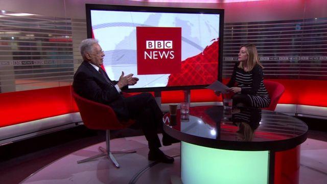 FHC em entrevista à BBC News Brasil
