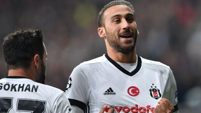 Beşiktaş Cenk Tosun golü