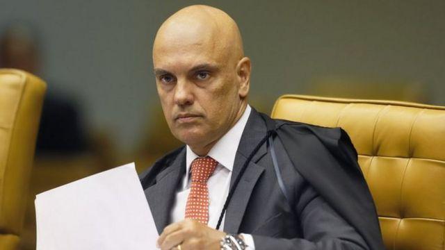 Ministro Alexandre Moraes