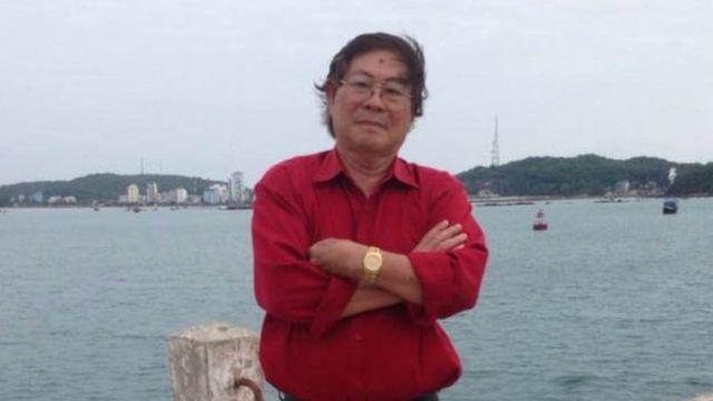 Nhà văn Hoàng Minh Tường
