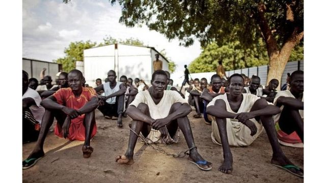 Fursunoni a kasar Gambia
