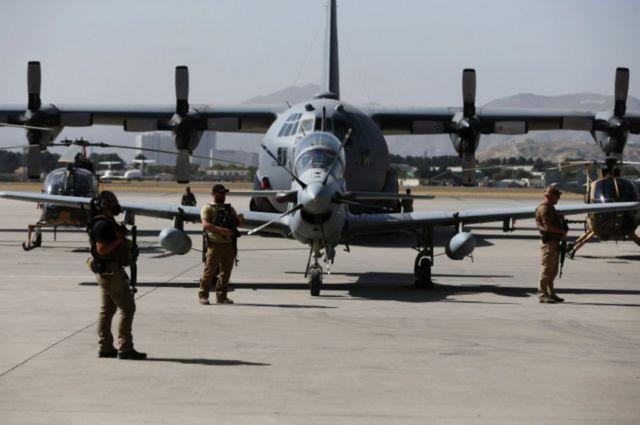Força aérea do Afeganistão recebeu A-29 Super Tucano antes de ser vencida pelo Talebã (foto de 2020)