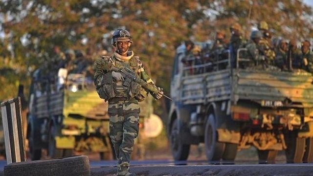 La Micega devra à terme participer à la formation et à la restructuration de l'armée gambienne, selon son ordre de mission.