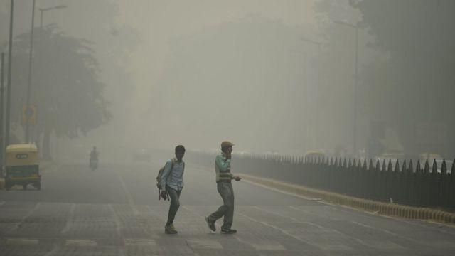 India Diwali: Delhi acts against pollution menace