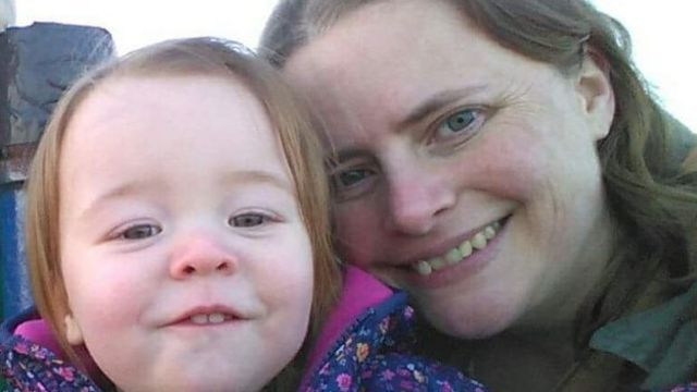 'I gave birth two weeks after a heart attack'