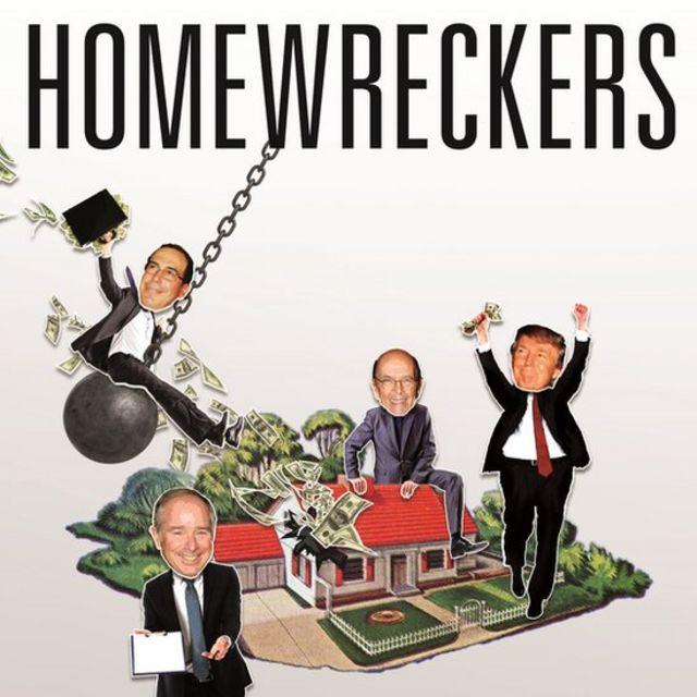 """Portada libro """"Homewreckers"""""""