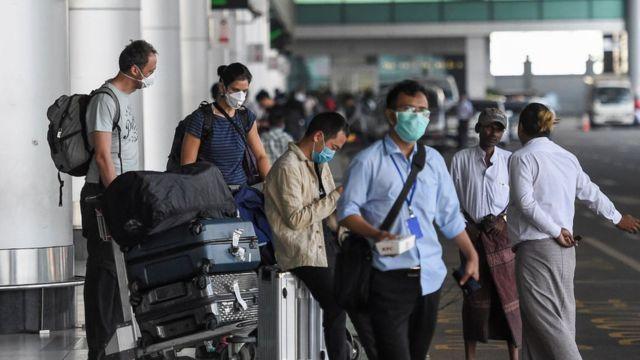 မတ် ၁၅ ရက်က စတဲ့ဒီအစီအစဉ်ကြောင့် မန္တလေးလေဆိပ်ကနေ လှည့်ပြန်သွားတဲ့ခရီးသည်တွေရှိနေ