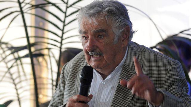 José Mujica, expresidente de Uruguay. Foto de archivo: 2015
