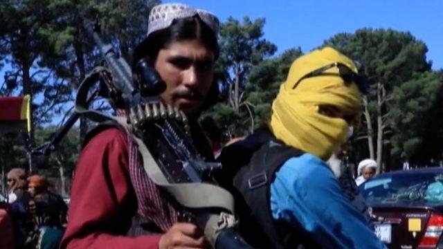 Các tay súng Taliban