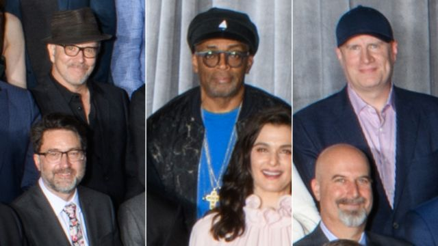 Barry Alexander Brown, Spike Lee and Kevin Feige