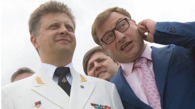 Соколов и Михальченко