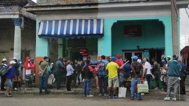 lezione a Cuba