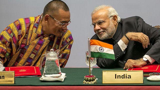 भारत-भूटान