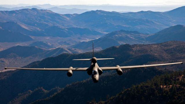 El U-2 cuenta con un diseño especial que le permite volar a alturas en las que otros aviones no pueden permanecer.