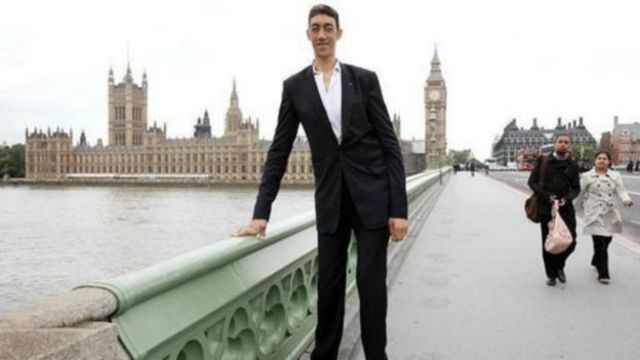 Sultan yagiye mu gitabo ca Guinness World Record mu mwaka 2009