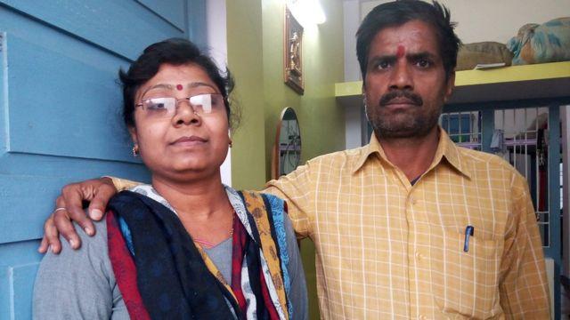मोनिका कृष्ण और संदीप