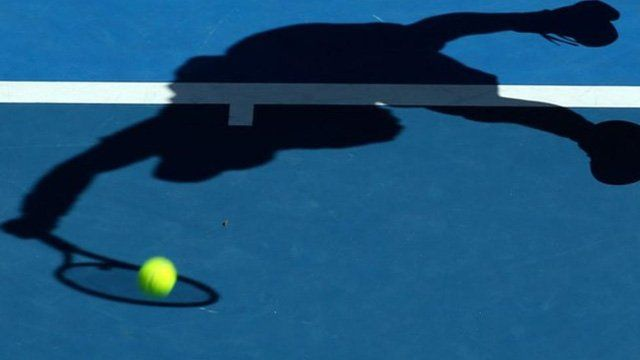 Tennis match-fixing explained