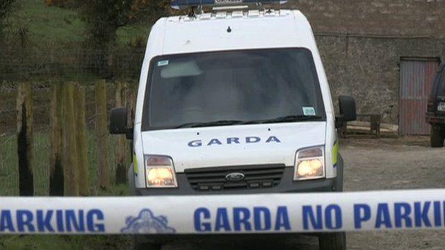 Paul Quinn murder arrest scene
