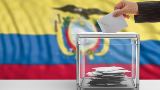 Ecuador elige a su próximo presidente en una reñida segunda vuelta este domingo 11 de abril.