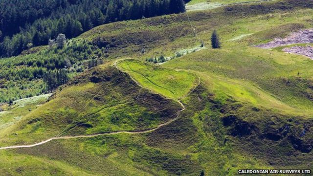 Ancient hillfort to be excavated in Lochaber