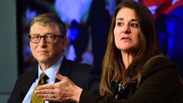 Bill ati Melinda Gates