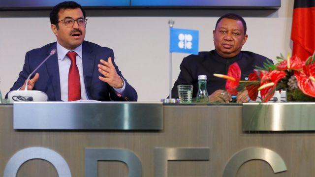 ओपेक के अध्यक्ष डॉक्टर मोहम्मद बिन सालेह अल-सदा