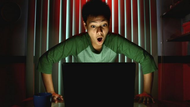The computer virus that blackmails you