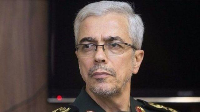 محمد باقری، رییس ستاد کل نیروهای مسلح گفته باید توان داخلی را تقویت کرد
