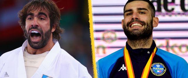 Rafael Aghayev and Luigi Busa