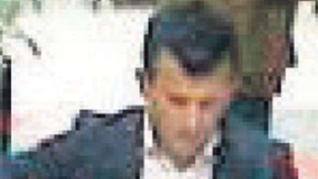Istanbul airport CCTV footage purportedly showing Turki Muserref M Alsehri on 2 October 2018