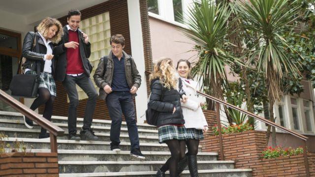 Türkiye'de öğrenciler