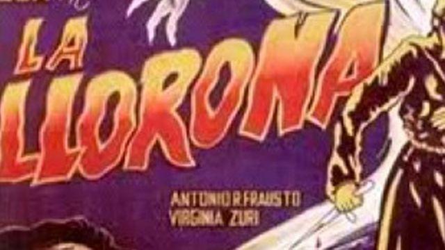 """Cartel de la película """"La llorona"""" (1933)"""