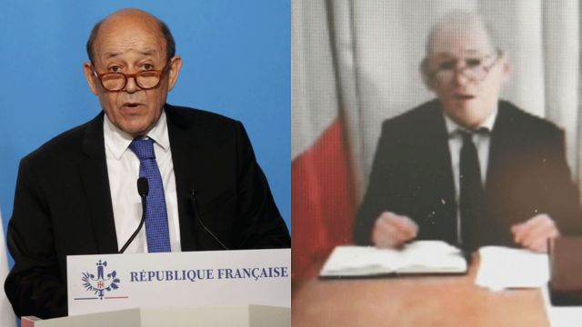 The fake French minister in a silicon mask who stole millions