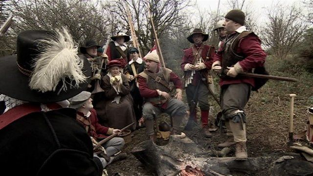 Civil War at Christmas Common