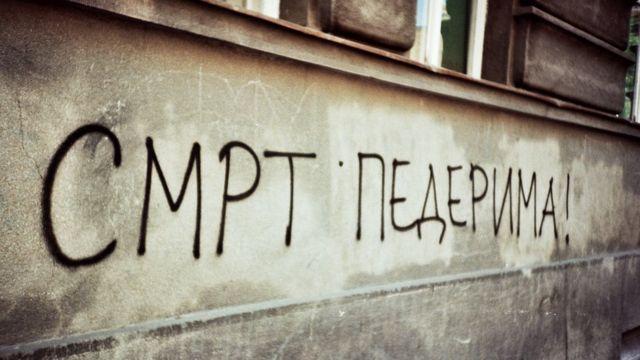 grafit mržnje u beogradu