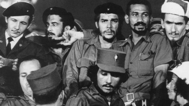Cuba: por qué Raúl Castro (a diferencia de Fidel y el Che) es un  revolucionario sin iconografía - BBC News Mundo