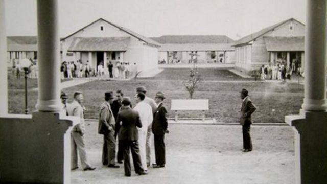 Imagem de arquivo mostra antigo leprosário de Bauru