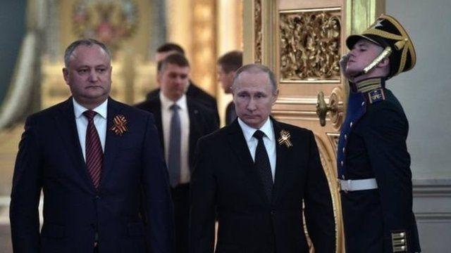 Курс Додона на сотрудничество с Россией критикуют в правительстве Молдовы