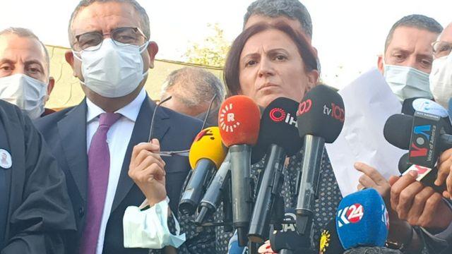 avukatlar reddi hakim talebinde bulundu