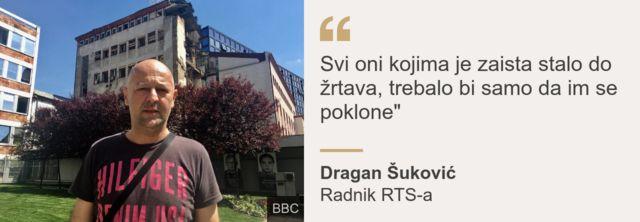 Citat, Drahan Šuković