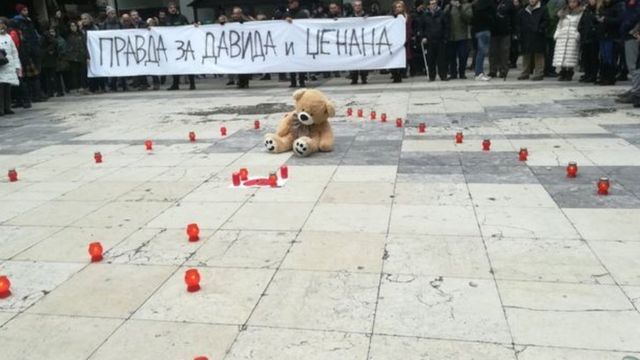 Skup podrške, Beograd, decembar 2018.