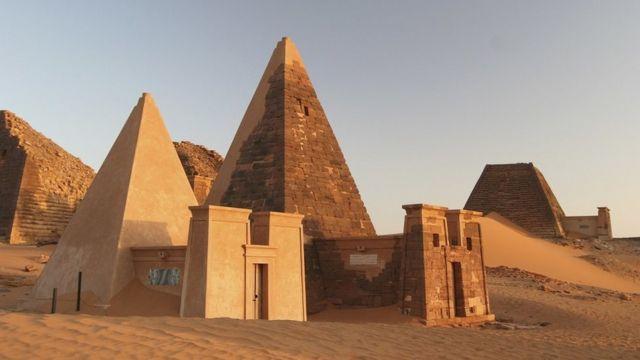 Sudan tana da yawan dala fiye da Masar